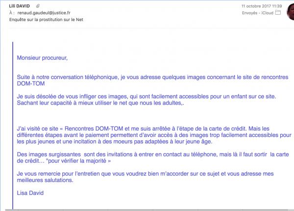 R pertoire Rencontres DOM/TOM France et Belgique